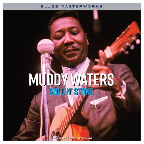 Muddy Waters<br>Rollin' Stone